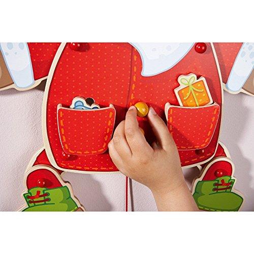 Haba 301386 Hampel Weihnachtsmann