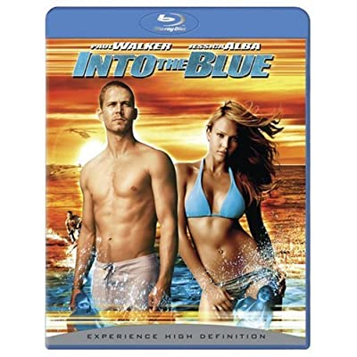 into the blue blu ray