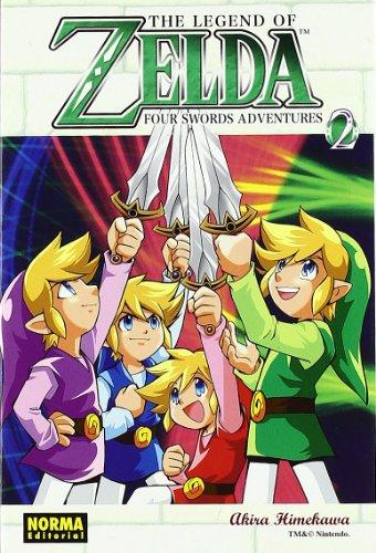 Legend of Zelda 9: Four Swords Adventures