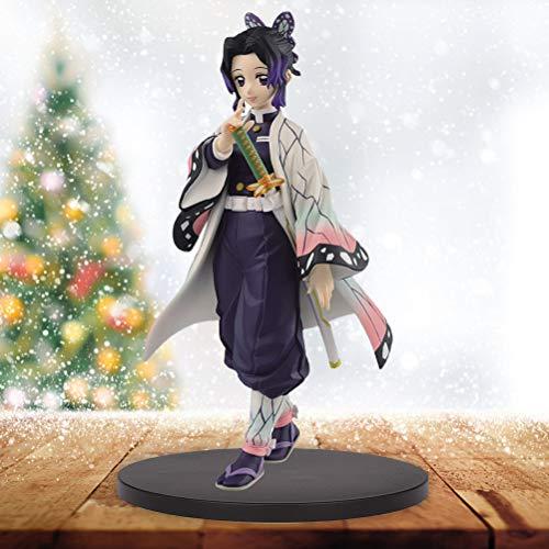Lalone 6,3 pulgadas, figura de anime japonés, juguete decorativo, juguete de PVC, figuras de anime, figuras de personajes de anime, colección de juguetes para fans, bonita muñeca de dibujos animados