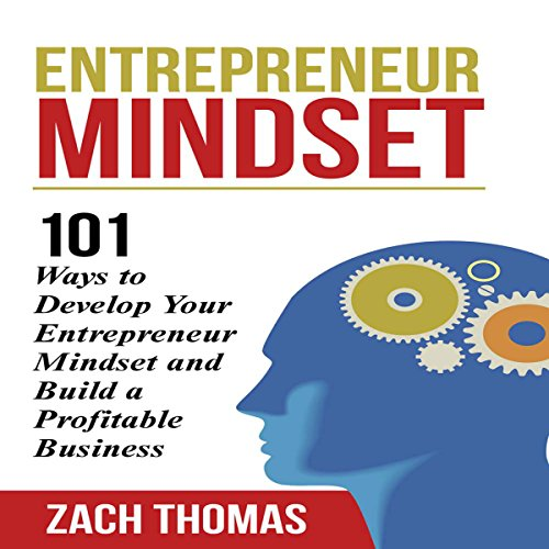 Entrepreneur Mindset audiobook cover art