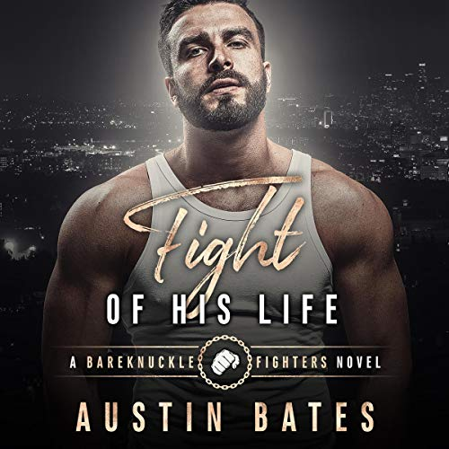 Fight of His Life audiobook cover art