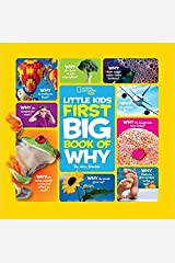bY Amy Shields Big Book of Why All Your Questions Answered Plus Games Recipes Crafts AND More! National Geographic Little Kid (First Big Book Hardcover - Picture Book 15 JunE 2011 Gebundene Ausgabe