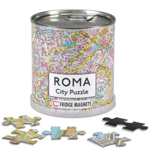 Extragoods City - Puzzle, magneti – Roma