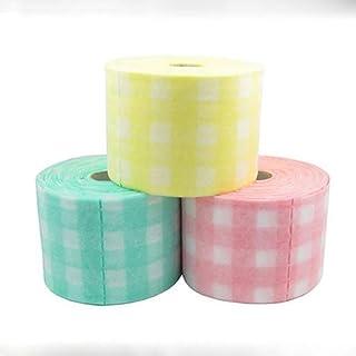 Disposable Face Towel Nonwoven Cloth Cleansing Facial Care Tissue Random Color 30m
