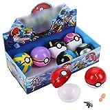 Colfeel 8 Stück Ball, 16 Stück Action Figuren, Parteien für Erwachsene und Kinder