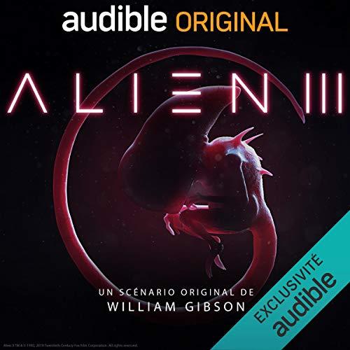 Alien III audiobook cover art