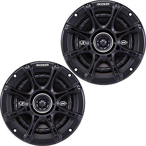Kicker 41DSC654 6.5' 2-Way Speaker Pair
