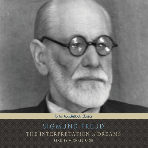 The Interpretation of Dreams  Audiolibri