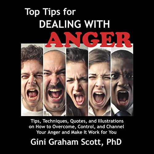 Couverture de Top Tips for Dealing with Anger