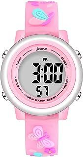 Kids Digital Sport Watches for Girls Boys, Waterproof...