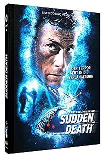Sudden Death - Mediabbok - Cover A - Limited Edition auf 333 Stück (+ DVD) [Blu-ray]