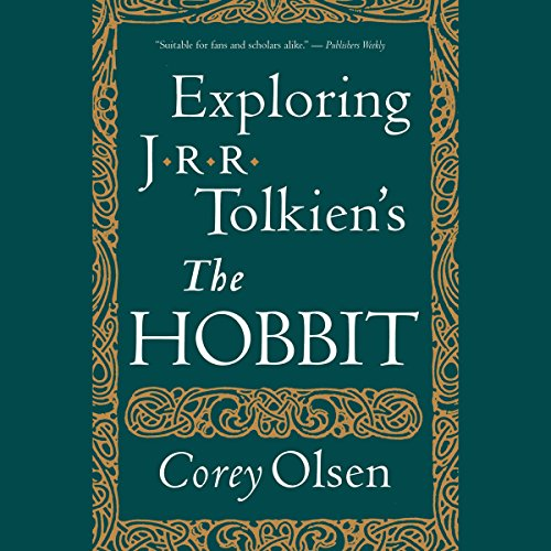 Couverture de Exploring J.R.R. Tolkien's 'The Hobbit'