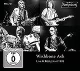 Wishbone Ash: Live at Rockpalast 1976 (2cd+Dvd) (Audio CD (Live))