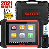Autel MaxiCOM MK906BT [+$60 Valued MV108] Automotive Scanner, 2021 Newest Ver. of Maxisys MS906BT/MS908, OBD2 Scan Tool with ECU Coding, 31+ Services, Bi-Directional Control, OE All System Diagnostics