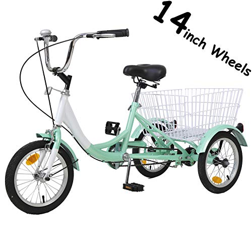 h&zt adult tricycle