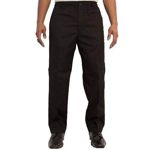 d72e690db Elastic Waist Pants for Men: Amazon.co.uk