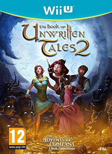 The Book of Unwritten Tales 2 (Nintendo Wii U) - [Edizione: Regno Unito]