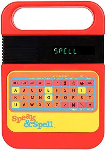 Basic Fun Speak Spell Electronic Game product image