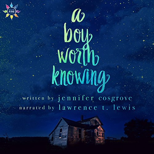 A Boy Worth Knowing Audiobook By Jennifer Cosgrove cover art