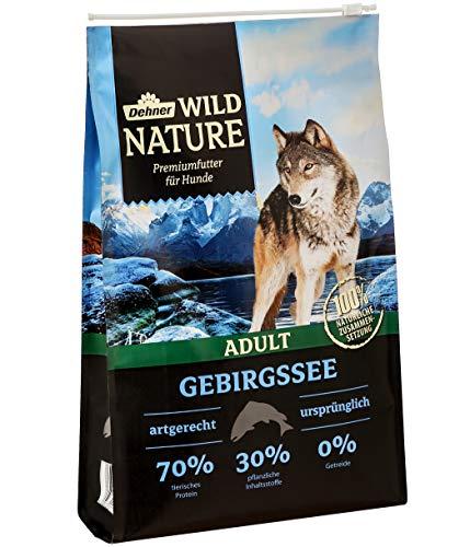 Dehner Wild Nature Hundetrockenfutter Adult