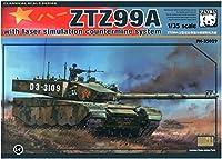 パンダホビー 1/35 ZTZ-99A 主力戦車with対爆発物レーザーシステム プラモデル PNH35029