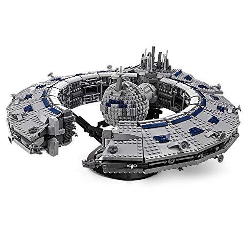 Rawikan Modelo de barco montado bloques de construcción juguetes para niños (compatible con Lego)