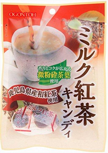 黄金糖 ミルク紅茶キャンディ(62g)