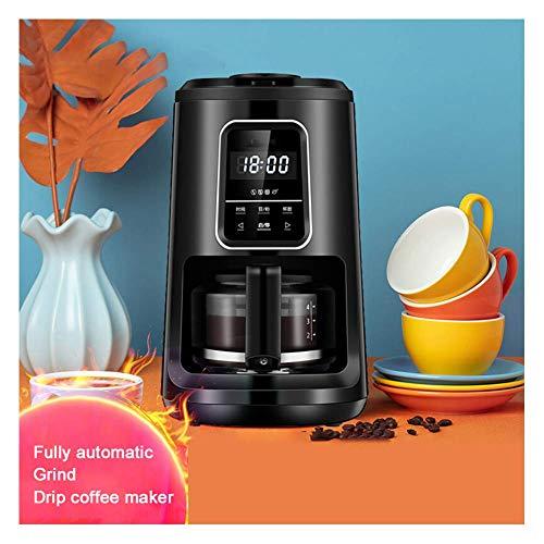 SWQA Küche Kaffeemaschine Kaffeemaschinen Büro Home Touchscreen Induktion Automatische Mühle Tropf Kaffeemaschine Bean to Cup Kaffeemaschine