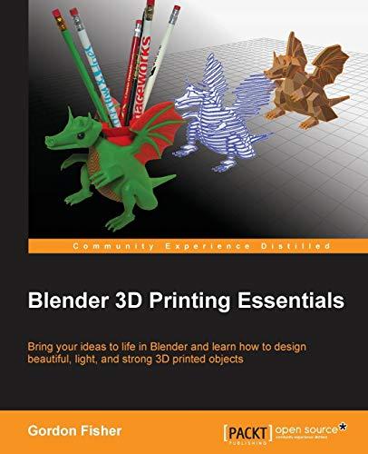 Blender 3D Printing Essentials
