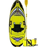 Rave Sports Sea Rebel Inflatable 1-Person Kayak + $40 Kohls Cash
