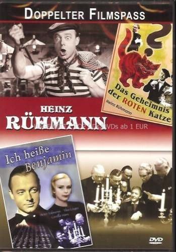 Ich heiße Benjamin/Das Geheimnis der roten Katze, Heinz Rühmann