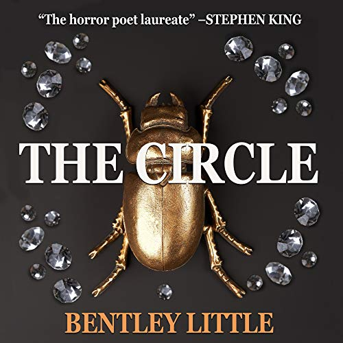 The Circle Audiobook By Bentley Little cover art