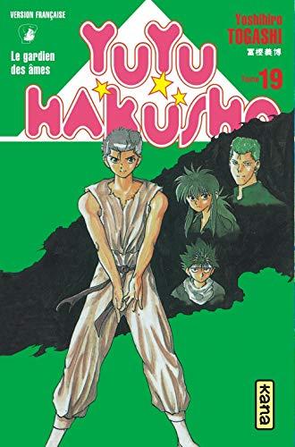 Yuyu Hakusho, Le Gardien des âmes, tome 19