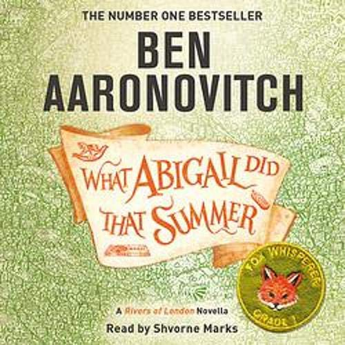 Couverture de What Abigail Did That Summer