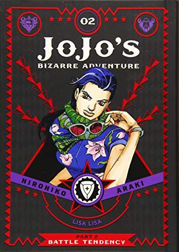 JoJo's Bizarre Adventure: Part 2--Battle Tendency Volume 2