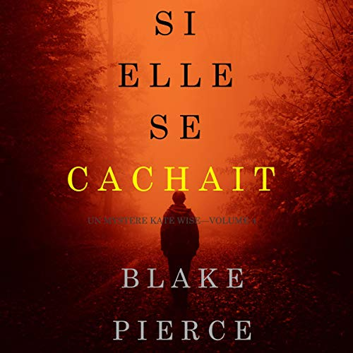 Si elle se cachait [If She Was Hiding) cover art