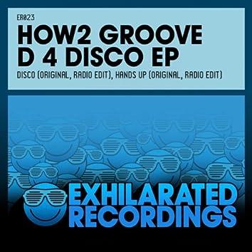 D 4 Disco EP