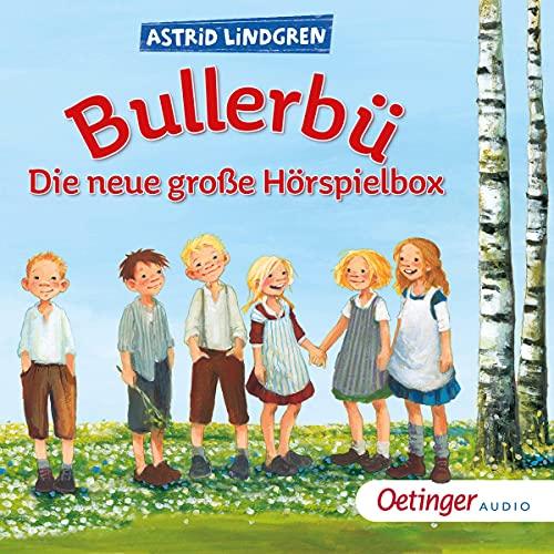 Bullerbü - Die neue große Hörspielbox cover art