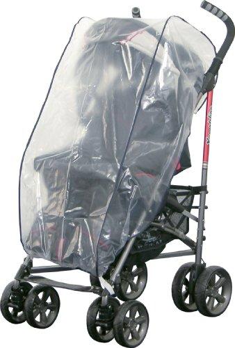 Helly - BS 503 - Habillage anti-pluie pour poussette avec capote
