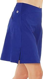 Westkun Woman Modest Work Golf Skort Black Sports Tennis Skirt White Hockey Girls Ladies Ball Pockets Plus Size Inner Shor...