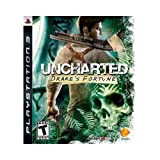 Uncharted: Drakes Fortune (Original/non-greatest Hits) for Playstation 3