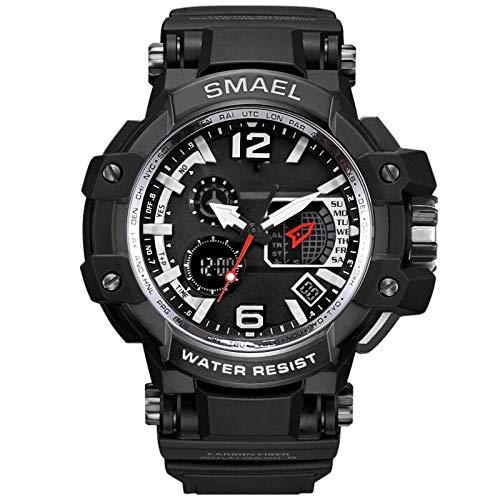 Liandd Digitale Armbanduhr männer Frauen quarzuhren led elektronische tauchen sportuhr männer Frauen,