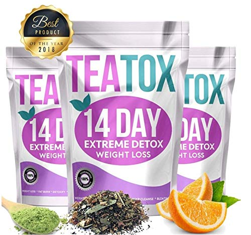 RaKao Natürlicher Detox Tee|Fettverbrennung|Stoffwechsel ankurbeln|gesünder Leben|keine Chemie...