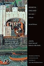 Medieval England, 500-1500: A Reader, Second Edition (Readings in Medieval Civilizations and Cultures)