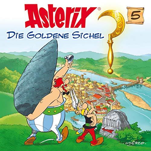 Die goldene Sichel Titelbild