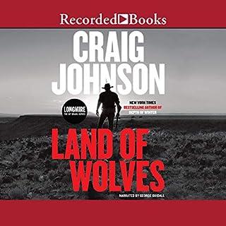 Land of Wolves cover art