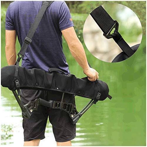 LUCKFY Verbindung Pulley Bow Bag - Compound Bogen Tasche - Recurve-Bogen-Tasche - Tragetasche Jagd Outdoor-Schießen Bogenschießen-Bogen-Rucksack