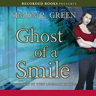 Ghost of A Smile audiobook cover art