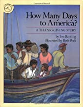 How Many Days to America?: A Thanksgiving Story
